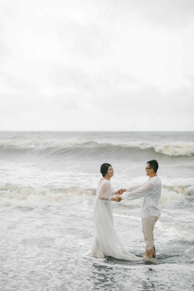 Pre wedding : Nico & Vania by CARA wedding - 004