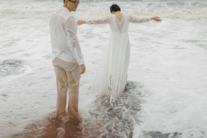 Pre wedding : Nico & Vania by CARA wedding - 002