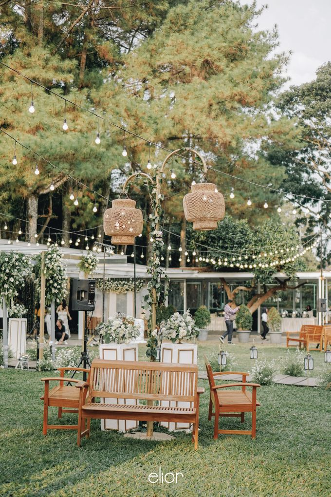 The Wedding of Nico & Evelyn by Elior Design - 022