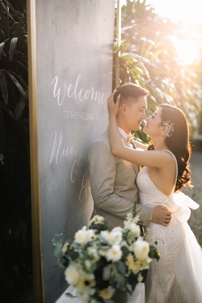 The Wedding of Nico & Evelyn by Elior Design - 026