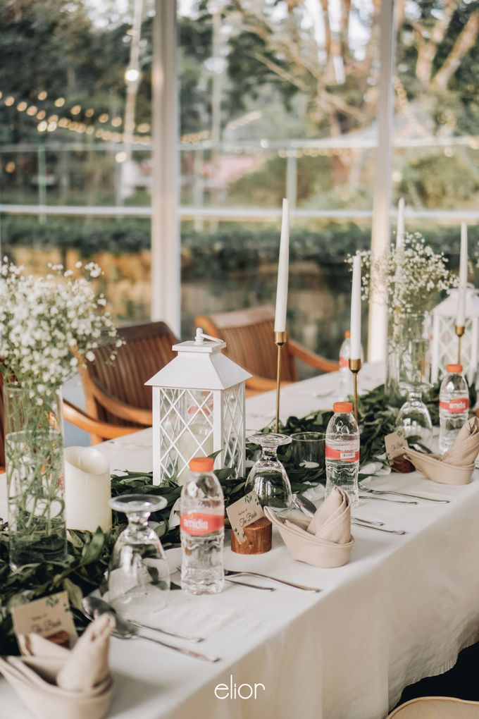 The Wedding of Nico & Evelyn by Elior Design - 027