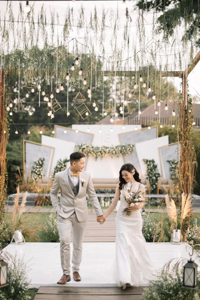 The Wedding of Nico & Evelyn by Elior Design - 030