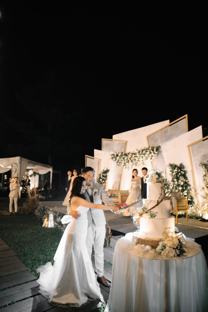 The Wedding of Nico & Evelyn by Elior Design - 035