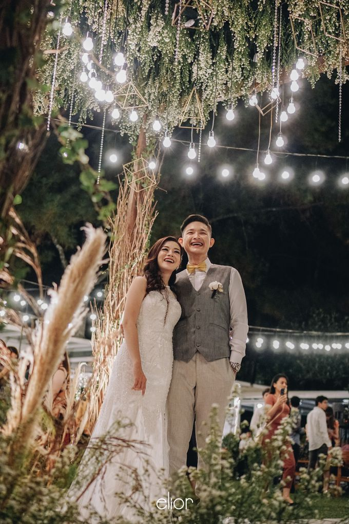 The Wedding of Nico & Evelyn by Elior Design - 037