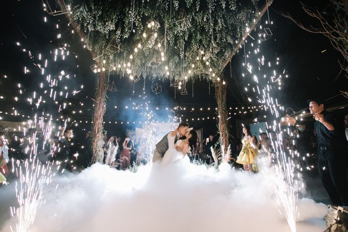 The Wedding of Nico & Evelyn by Elior Design - 038