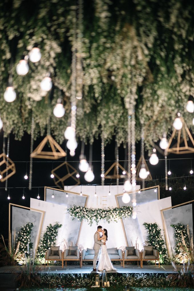 The Wedding of Nico & Evelyn by Elior Design - 039