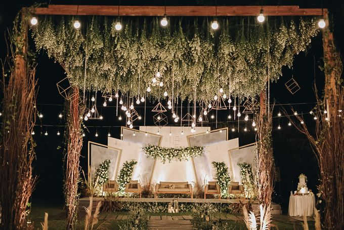 The Wedding of Nico & Evelyn by Elior Design - 041
