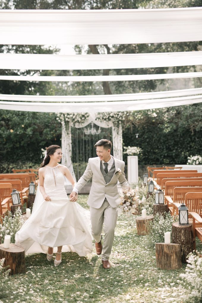The Wedding of Nico & Evelyn by Elior Design - 001