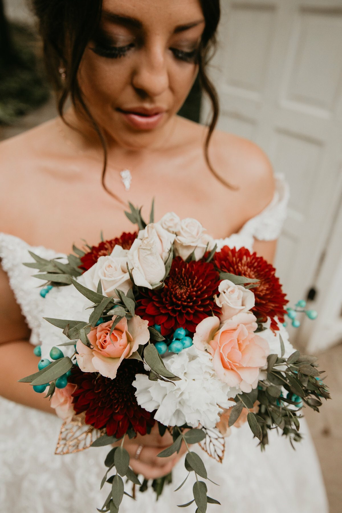 Teal & Copper Style Shoot  by Nicole's Treasured Memories - 005