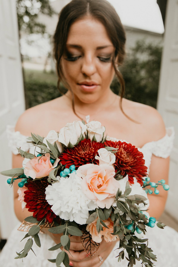 Teal & Copper Style Shoot  by Nicole's Treasured Memories - 022