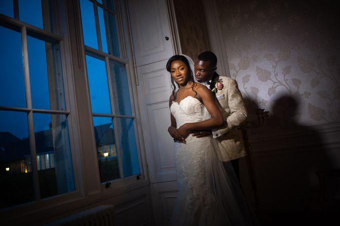 Nigerian Wedding in Hampshire by Obi Nwokedi Photographers - 005