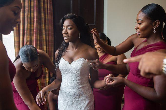 Nigerian Wedding in Hampshire by Obi Nwokedi Photographers - 001