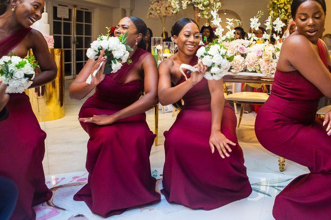 Nigerian Wedding in Hampshire by Obi Nwokedi Photographers - 002