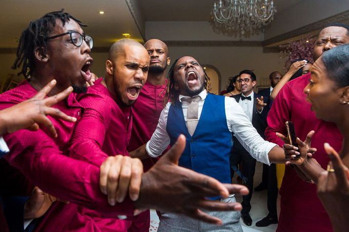 Nigerian Wedding in Hampshire by Obi Nwokedi Photographers - 003