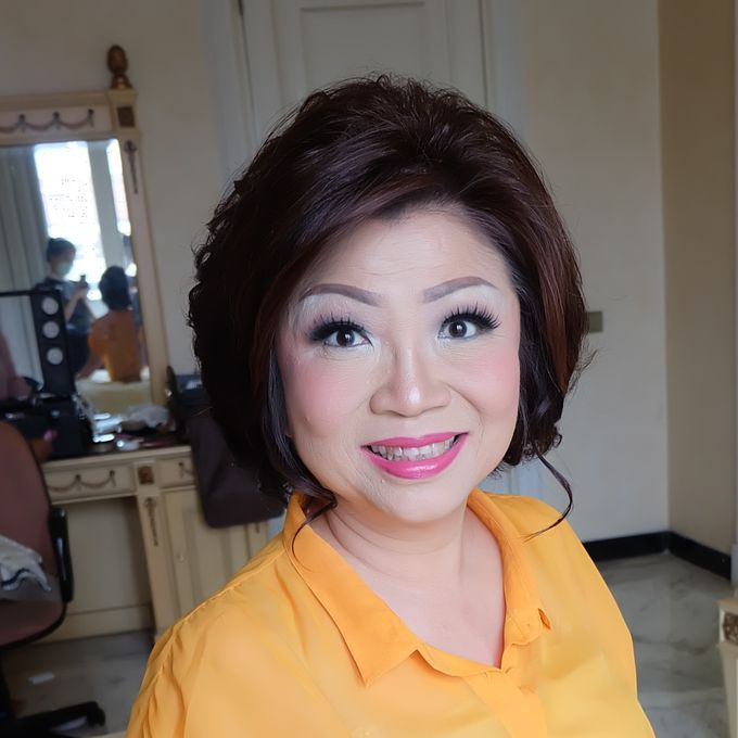 Hairdo Mom Bride by Makeup And Hairdo By iis - 009