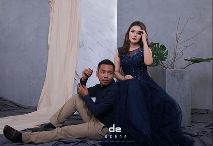 Prewedding Photoshoot For Delfi by Favor Brides - 006