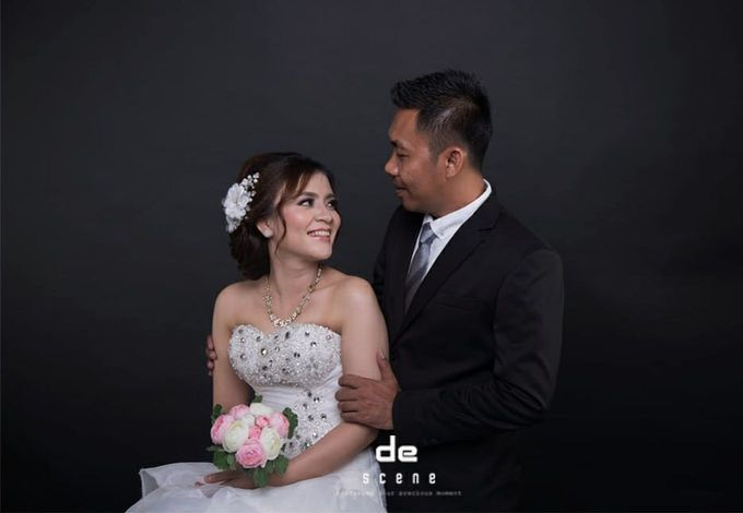 Prewedding Photoshoot For Delfi by Favor Brides - 002