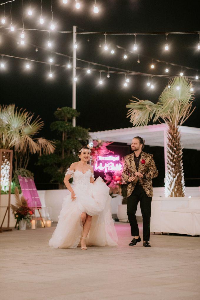 Wedding Niken & Luke by Bali Izatta Wedding Planner & Wedding Florist Decorator - 016