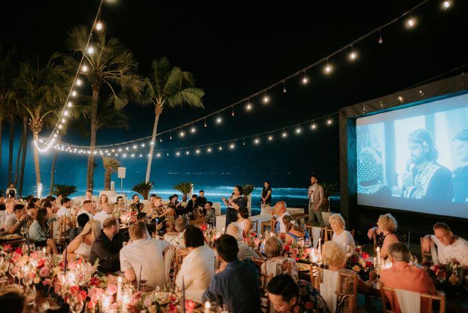 Wedding Niken & Luke by Bali Izatta Wedding Planner & Wedding Florist Decorator - 014
