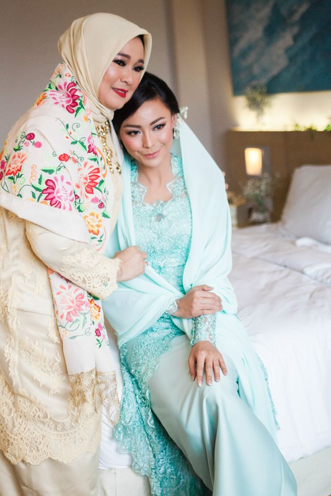 The Traditional Engagement of Niki & Whulan by Namasa Portraire - 011