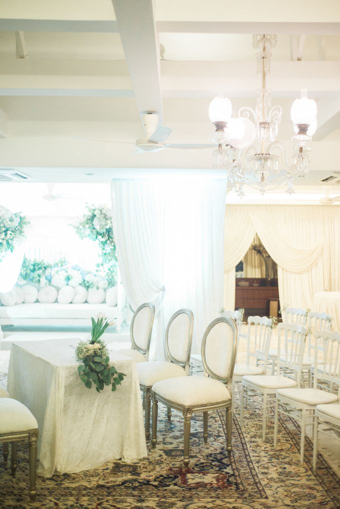 The Traditional Engagement of Niki & Whulan by Namasa Portraire - 017