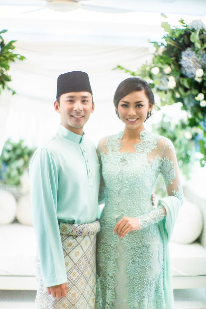 The Traditional Engagement of Niki & Whulan by Namasa Portraire - 014