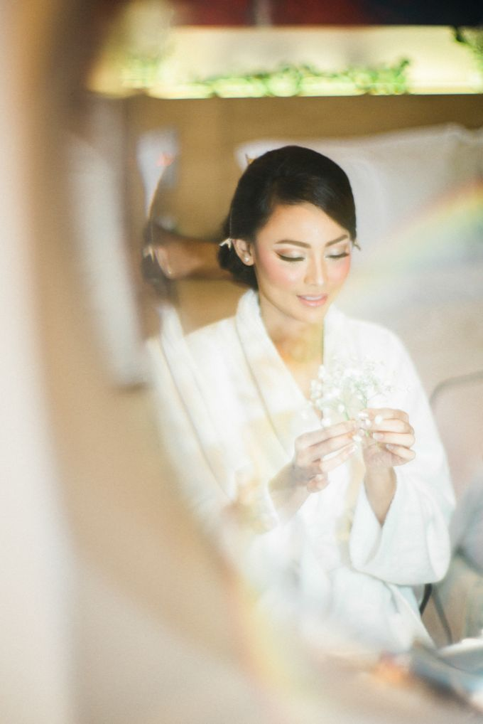 The Traditional Engagement of Niki & Whulan by Namasa Portraire - 008