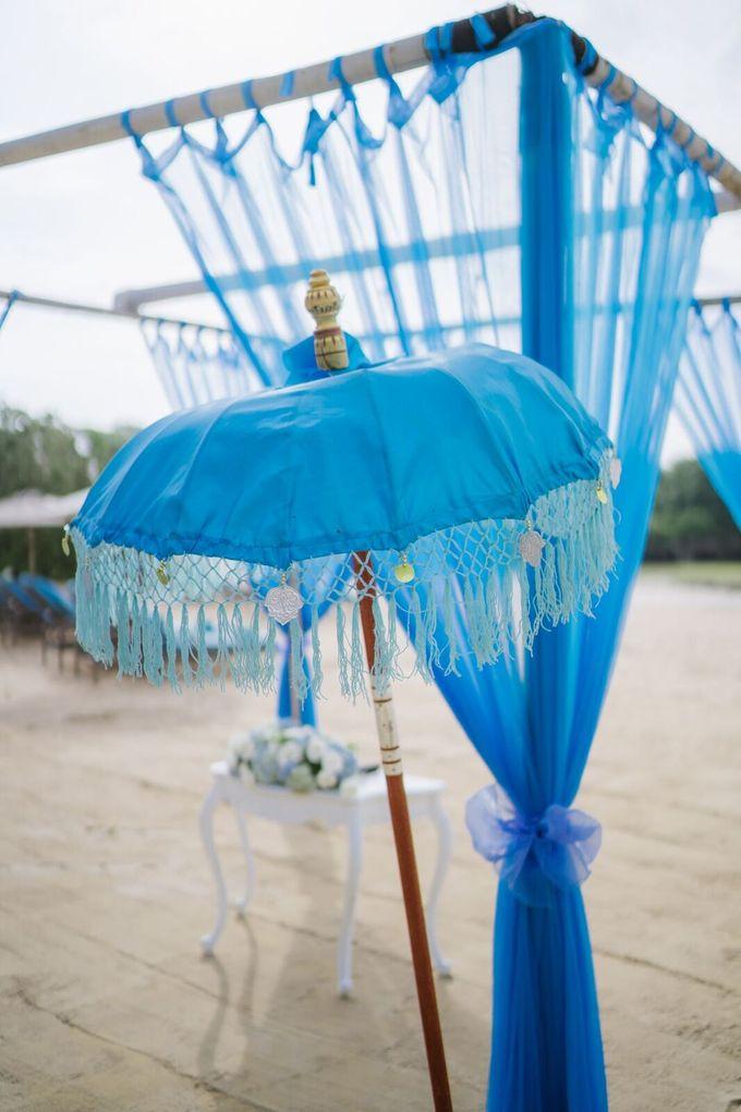 Elopement Wedding by Courtyard by Marriott Bali Nusa Dua - 005