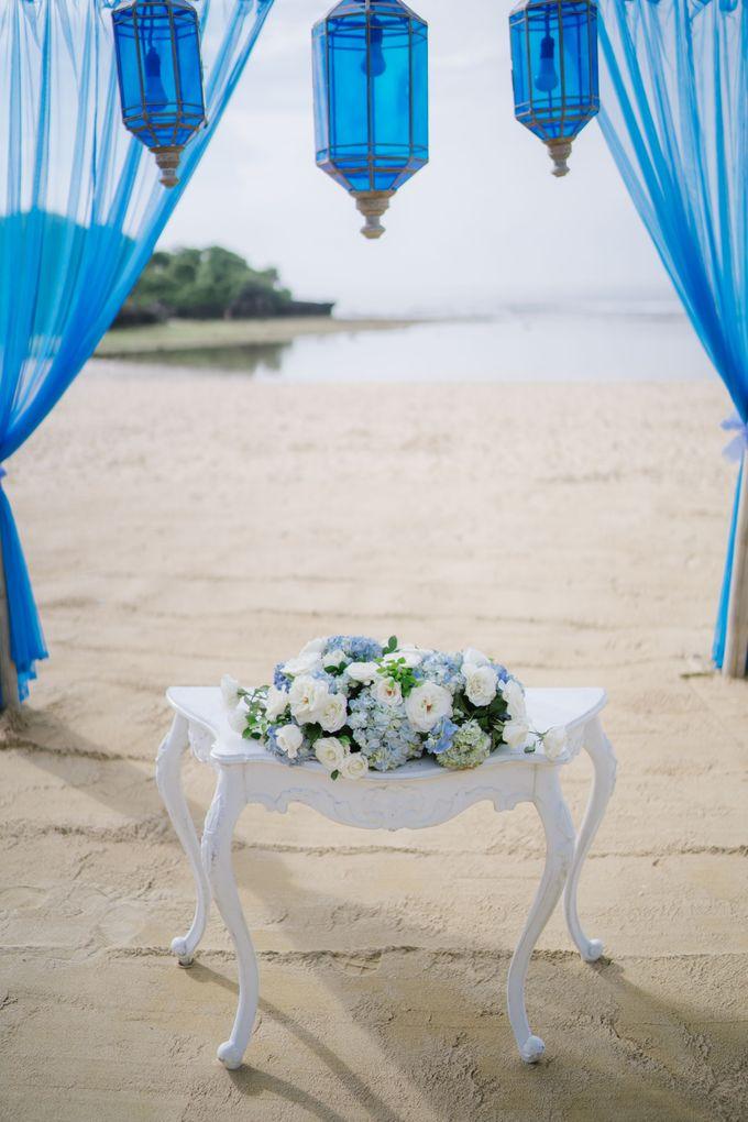 Elopement Wedding by Courtyard by Marriott Bali Nusa Dua - 006