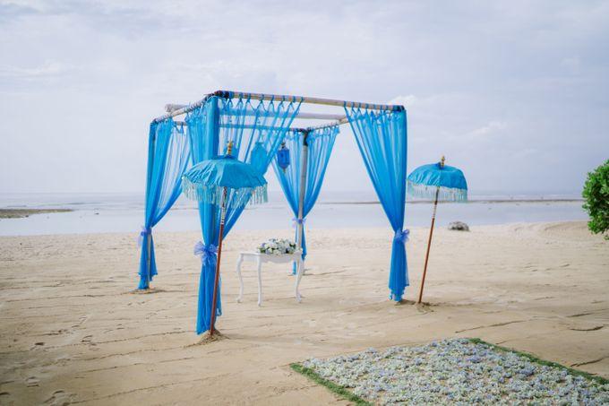 Elopement Wedding by Courtyard by Marriott Bali Nusa Dua - 007