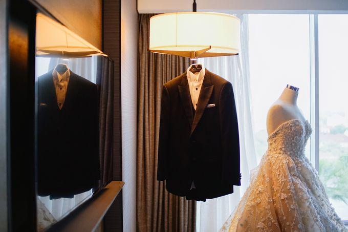 THE WEDDING OF DANIEL & NOVI by Alluvio - 015