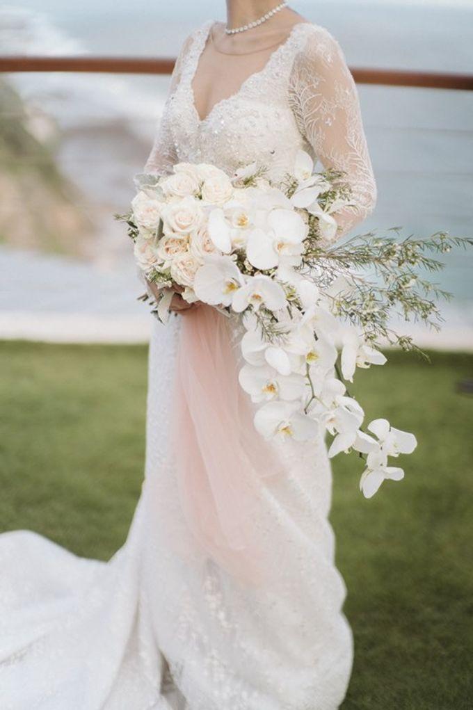Wedding Asheeq & Vira by Bali Izatta Wedding Planner & Wedding Florist Decorator - 014