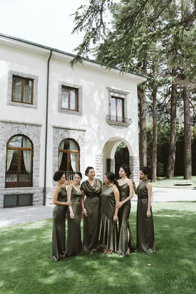 Ricky & Sharon Lake Como Wedding by Venema Pictures - 028