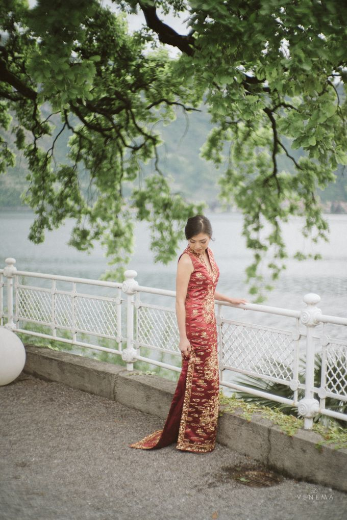 Ricky & Sharon Lake Como Wedding by Venema Pictures - 030