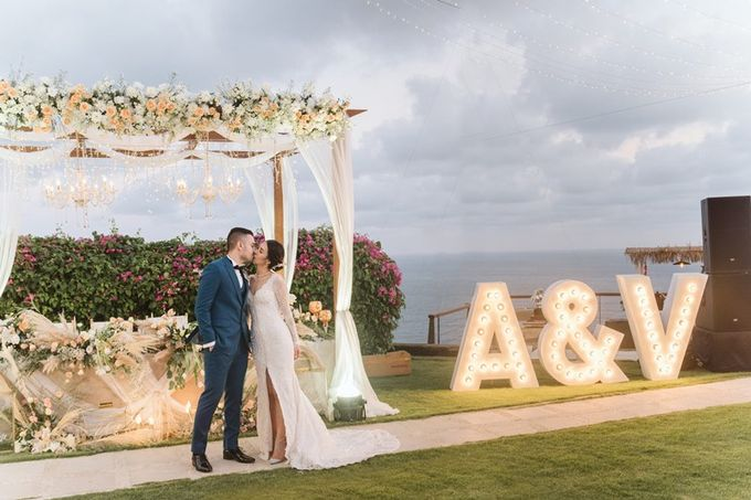 Wedding Asheeq & Vira by Bali Izatta Wedding Planner & Wedding Florist Decorator - 021
