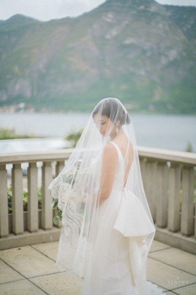 Ricky & Sharon Lake Como Wedding by Venema Pictures - 040