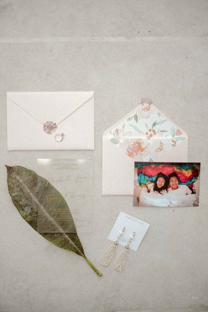 The Wedding of Rachel & Sam by Bali Eve Wedding & Event Planner - 001