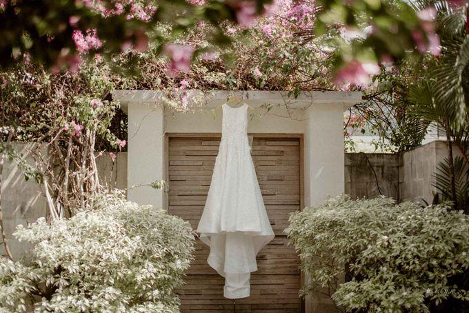 The Wedding of Rachel & Sam by Bali Eve Wedding & Event Planner - 002