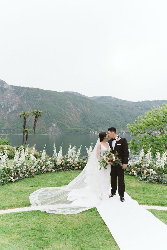 Ricky & Sharon Lake Como Wedding by Venema Pictures - 042