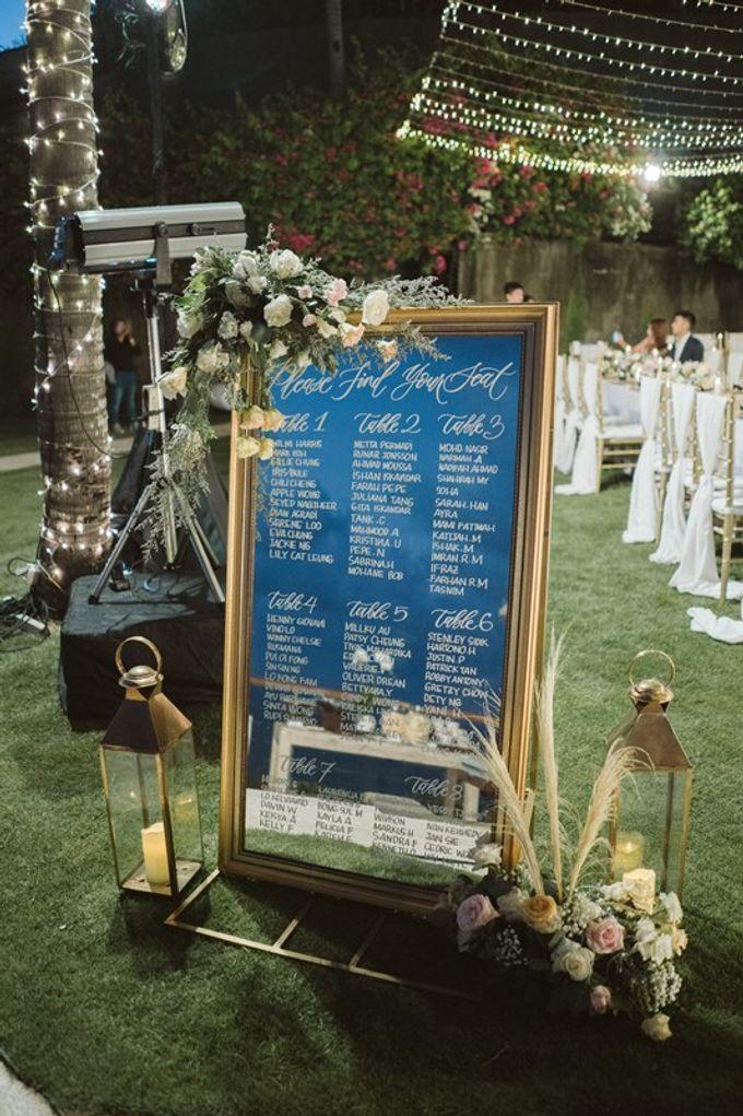 Wedding Asheeq & Vira by Bali Izatta Wedding Planner & Wedding Florist Decorator - 017