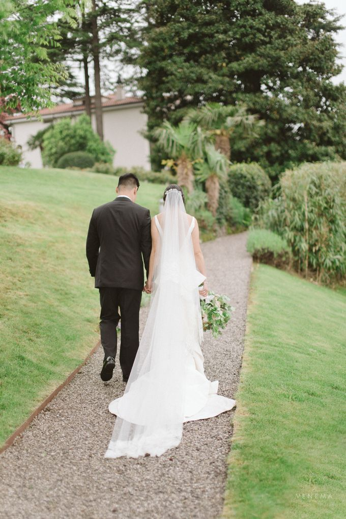 Ricky & Sharon Lake Como Wedding by Venema Pictures - 046