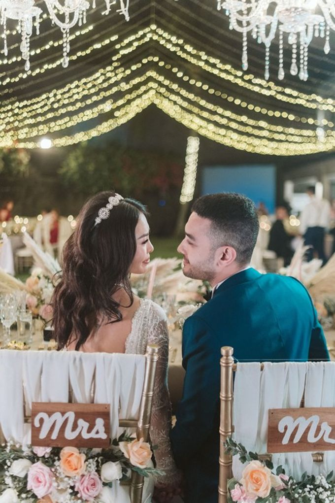 Wedding Asheeq & Vira by Bali Izatta Wedding Planner & Wedding Florist Decorator - 019