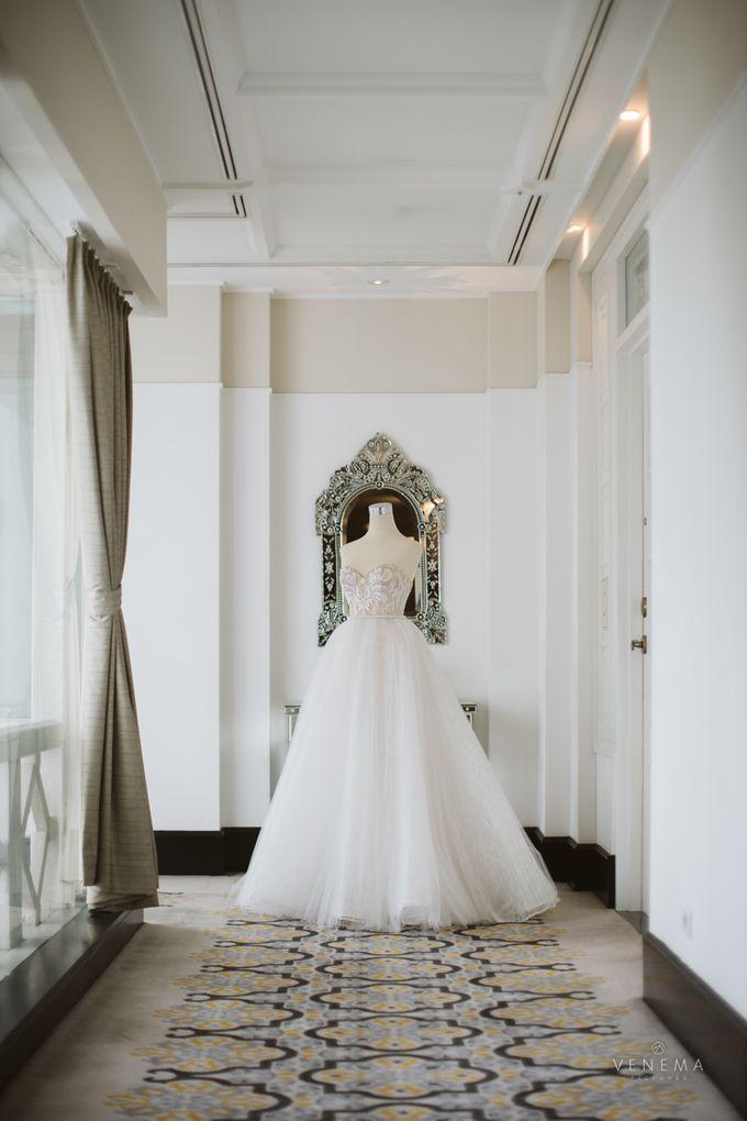 Josh & Stephanie Wedding Day by Venema Pictures - 013
