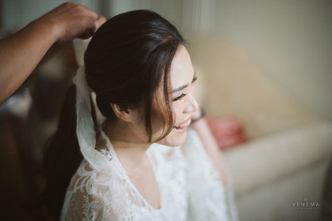 Josh & Stephanie Wedding Day by Venema Pictures - 014