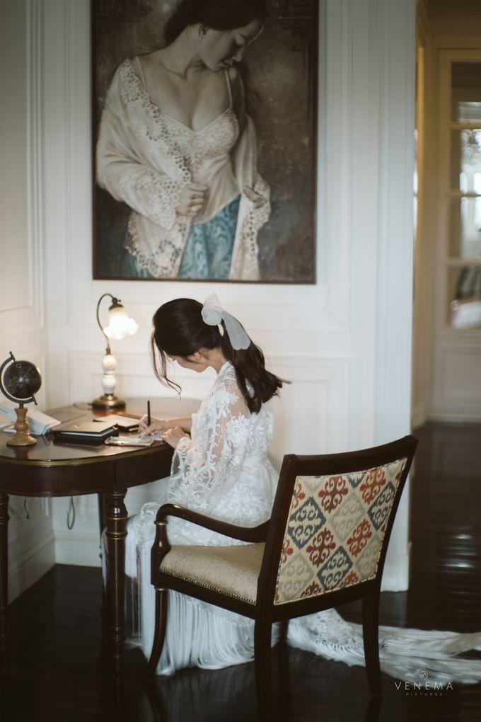 Josh & Stephanie Wedding Day by Venema Pictures - 015
