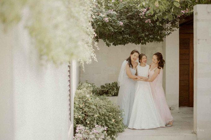 The Wedding of Rachel & Sam by Bali Eve Wedding & Event Planner - 004