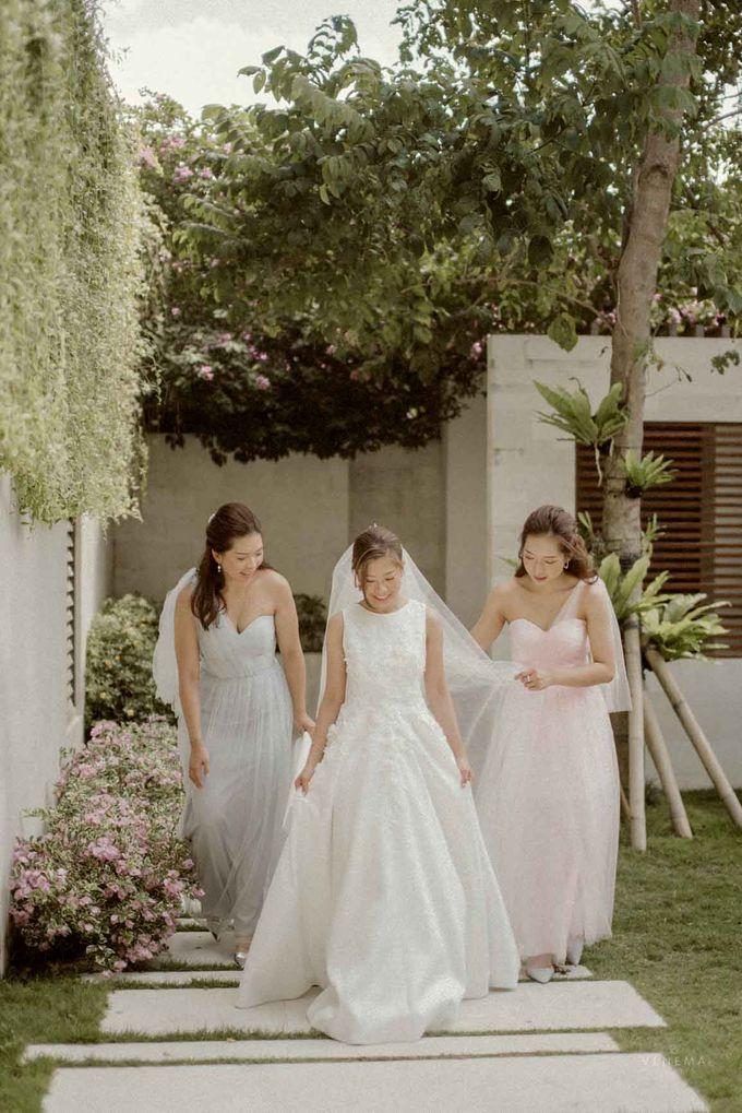 The Wedding of Rachel & Sam by Bali Eve Wedding & Event Planner - 005