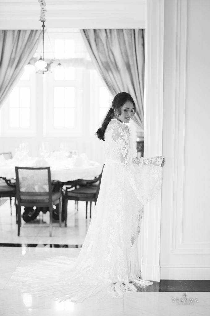 Josh & Stephanie Wedding Day by Venema Pictures - 017