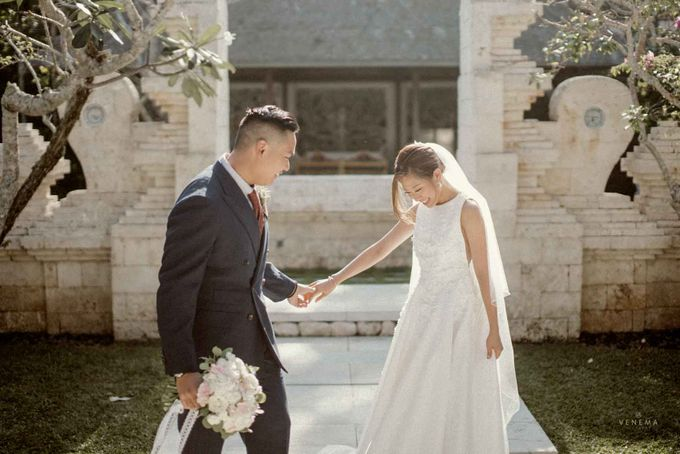 The Wedding of Rachel & Sam by Bali Eve Wedding & Event Planner - 006