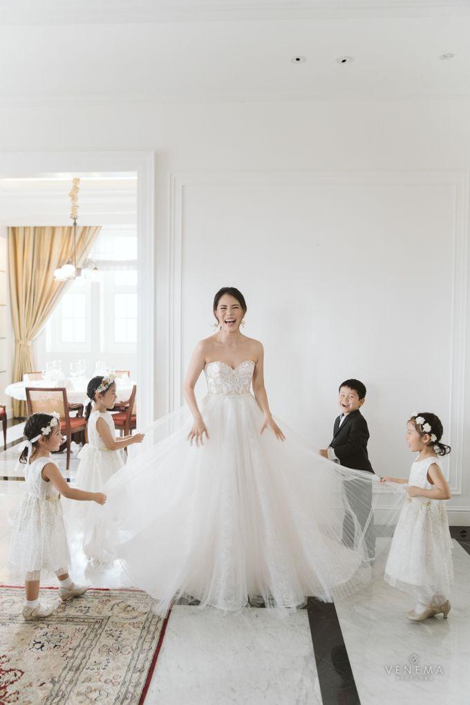 Josh & Stephanie Wedding Day by Venema Pictures - 024